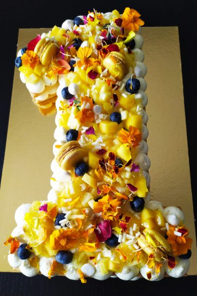 NumberCake-Fruits-Jaunes-1