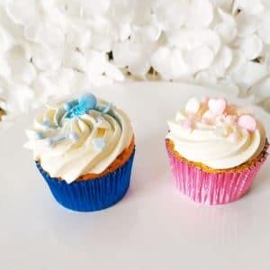 Cupcakes Babyshower RécréaCakes 300x300