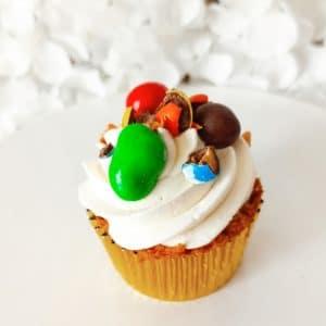 """Cupcakes m&m's <div style=""""font-size:18px"""">(Boite 12 pièces)</div> cupcake"""