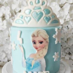 """Gâteau d'anniversaire thème au choix <div style=""""font-size:18px"""">(10 à 20 parts)</div> gateaux"""
